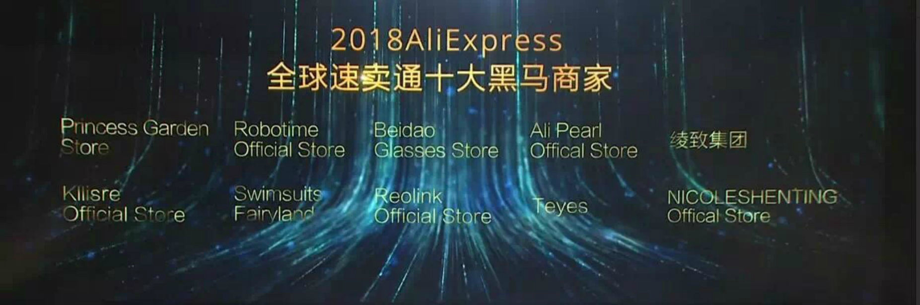 2019 AliExpress Seller GateWay- Robotime becomes an international dark horse