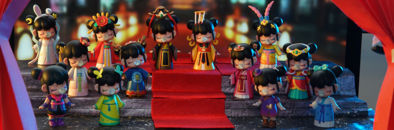 Rolife's New-Released 3D Figure Toys Give You a First Look of Mulan
